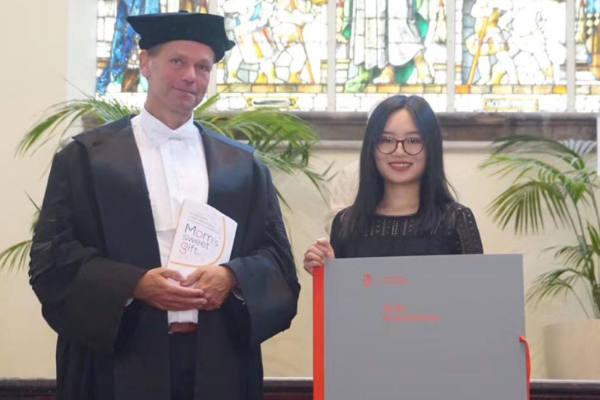 PhD defense Lianghui Cheng