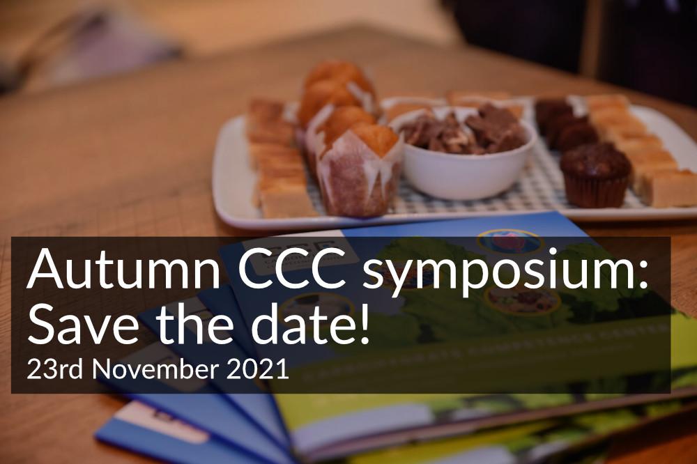 CCC Autumn 2021 Symposium